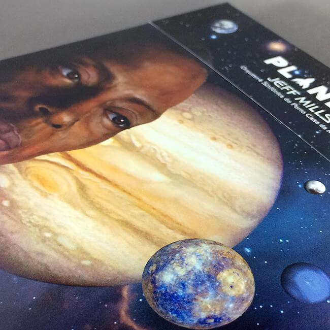ジェフ・ミルズ&ポルト・カサダムジカ交響楽団 - Planets(初回生産限定盤[Blu-ray+CD]) - 画像4