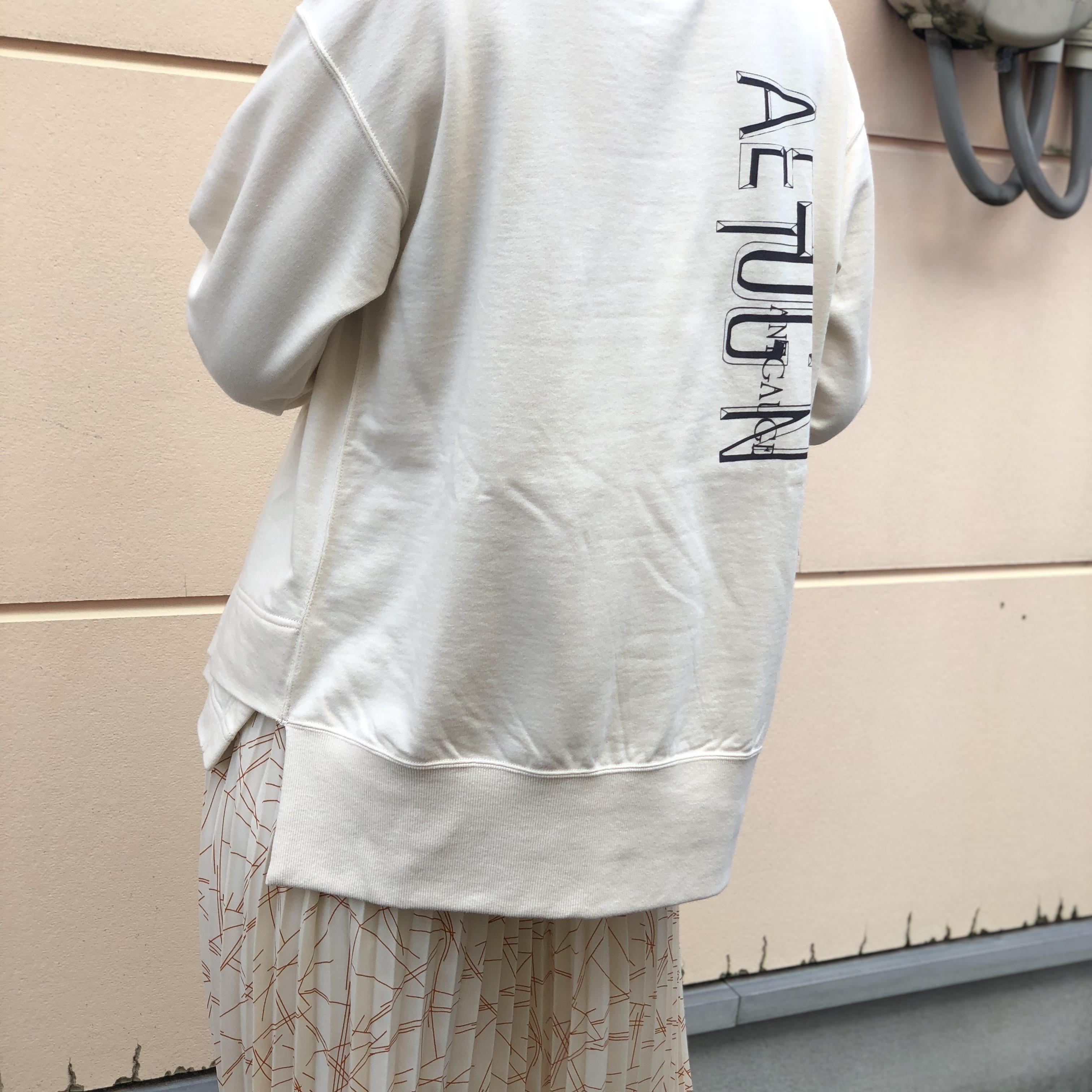 【 ANTGAUGE 】- AB885 - アシンメトリープルオーバー