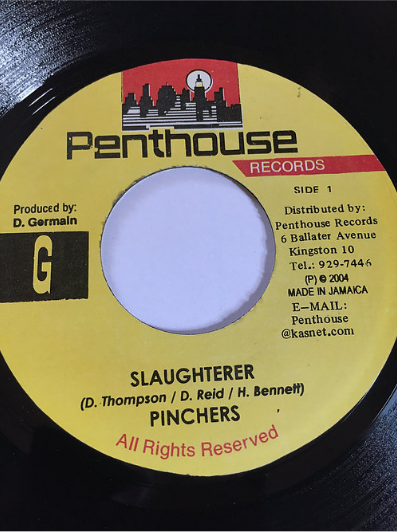 Pinchers(ピンチャーズ) - Slaughter【7'】