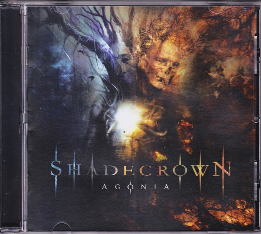 SHADECROWN 『Agonia』