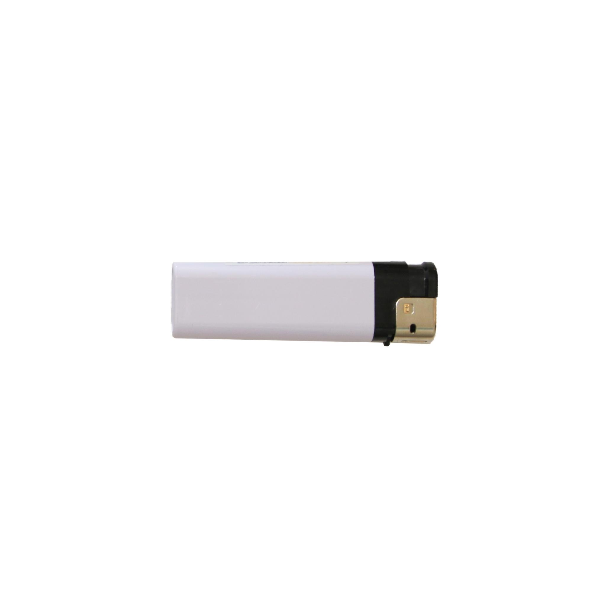 LOGO Throwaway Lighter [WHITE/RED]