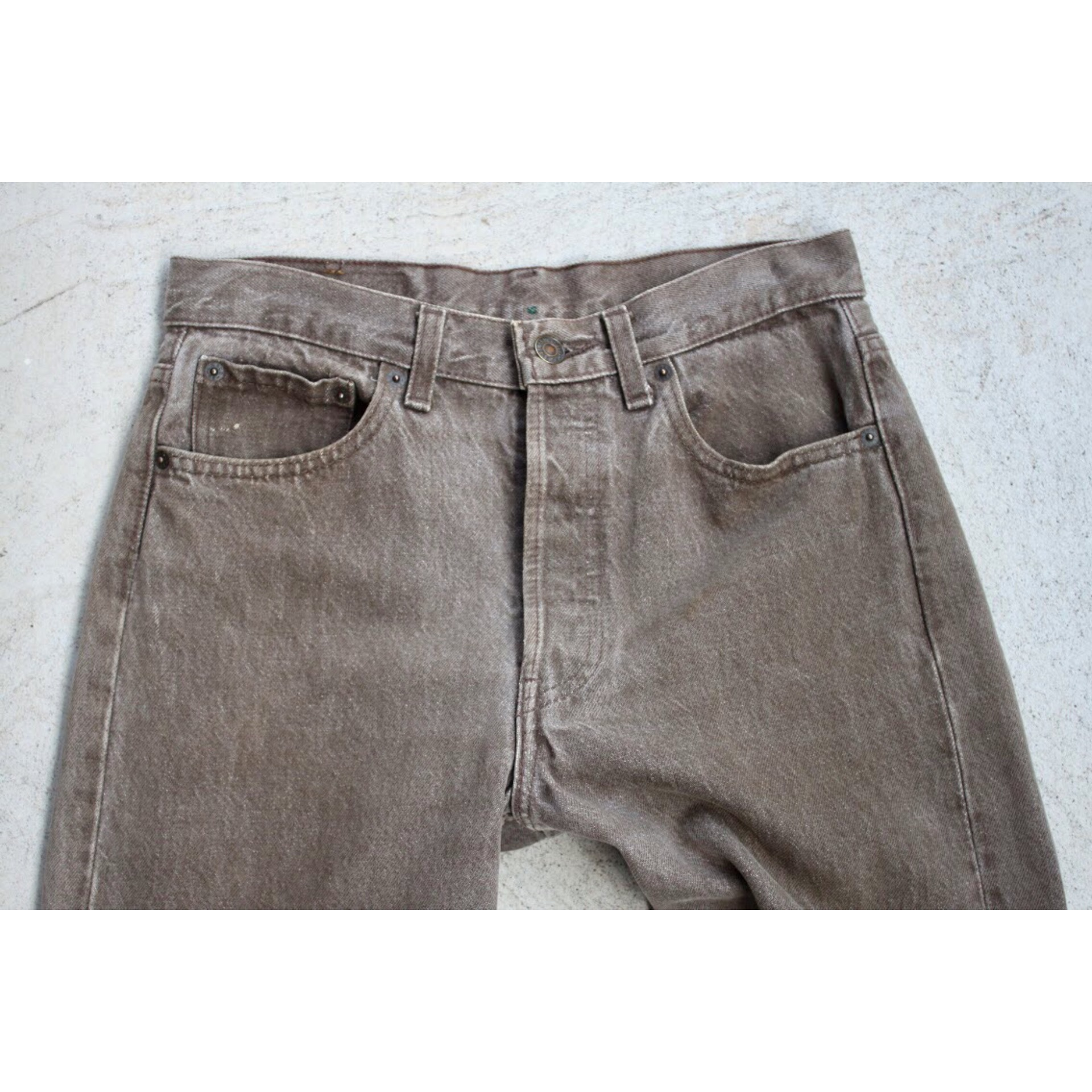 Vintage Levis 501 color pants