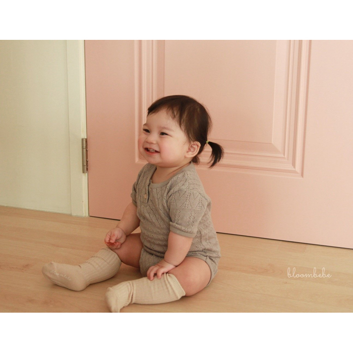 〈 236 〉bloombebe rompers