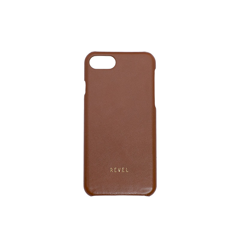 [限定価格]i -SHELL IPHONE 7&8 CAMEL