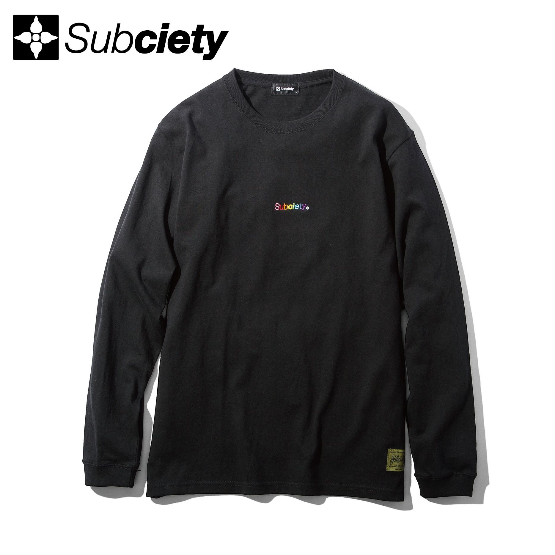 Subciety(サブサエティ) |  Parade L/S (Black)
