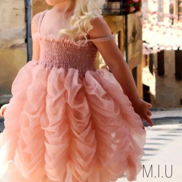バブルチュチュドレス #MIU513
