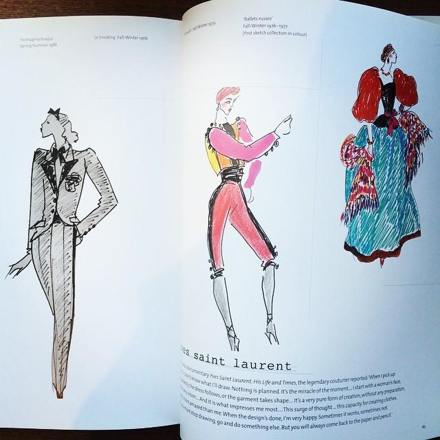 ファッションの本「Fashion Illustration by Fashion Designers」 - 画像3