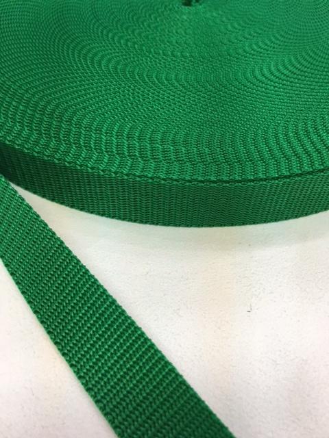 PPテープ 20mm幅 グリーン 5mカット