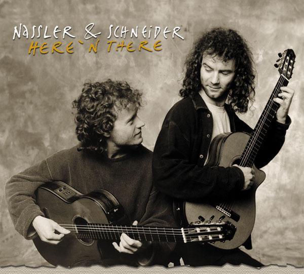 AMC1202 Here'n There /  Nassler&Schneider (CD)