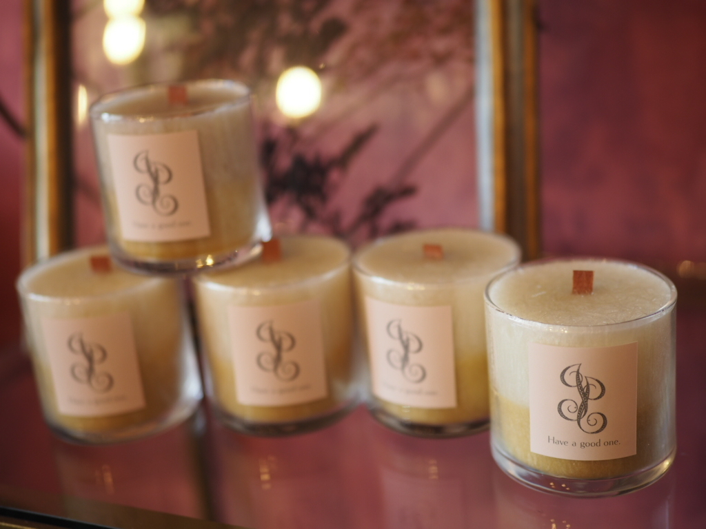 By Color Aroma Candle 1
