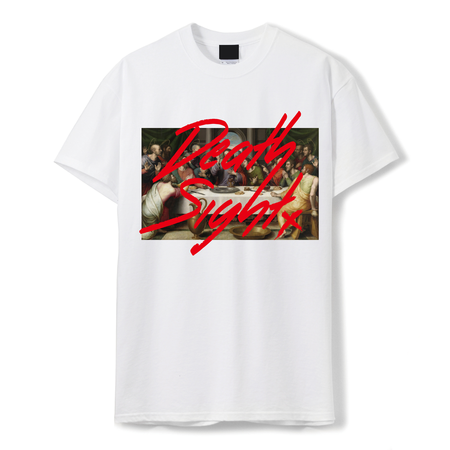 last supper TEES / WHITE - 画像1