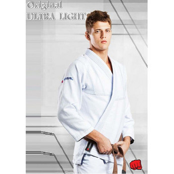 KORAL Original Ultra Light Model 白|ブラジリアン柔術衣