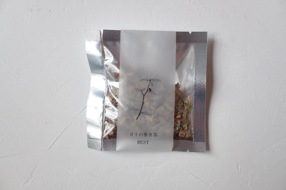 草々 sousou 日々の養生茶 〈 REST 〉 10g