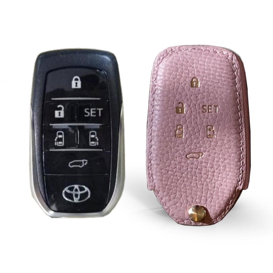 Toyota 専用 TypeC-4 Car Key Case Shrink Leather Case