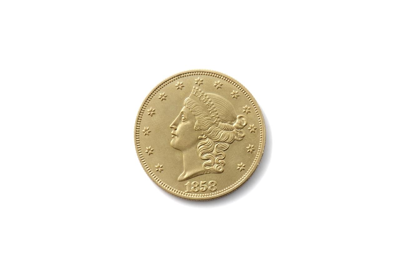 20ドル ダブルイーグル リバティヘッド金貨 レプリカ