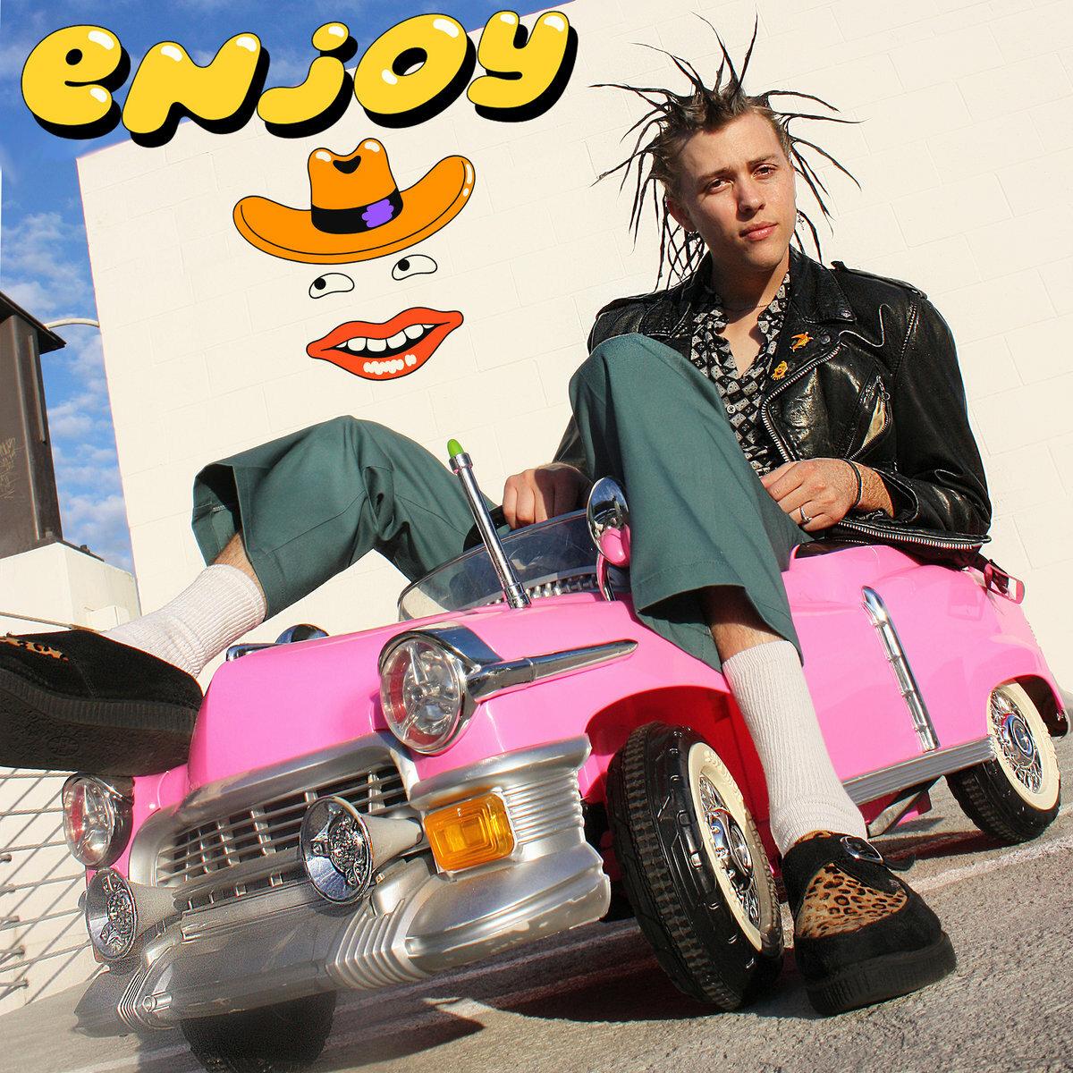 Enjoy / Small Car Big Wheels(Cassette)