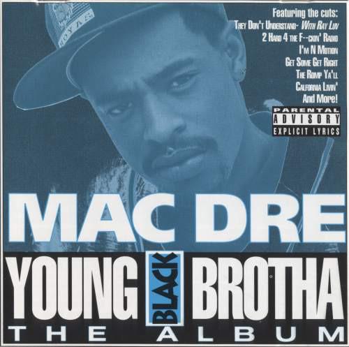 Mac Dre - Young Black Brotha