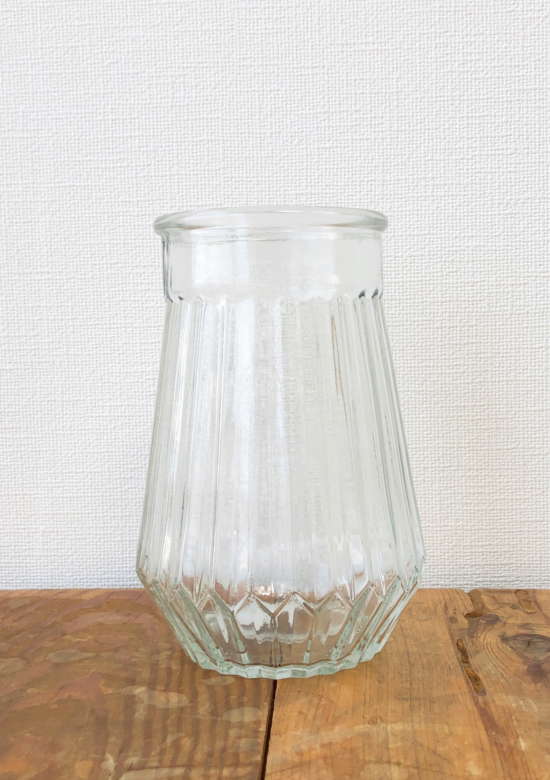 LOT1 ガラス フラワーベース 22527 お買い得!!