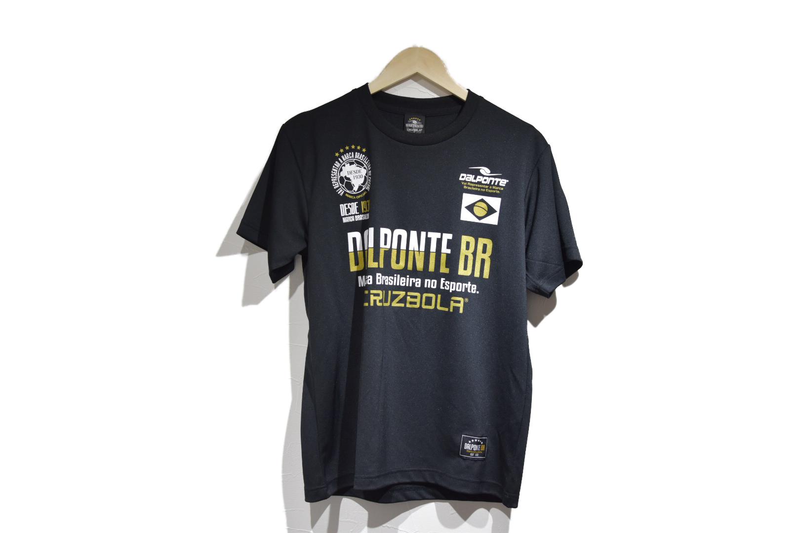 DalPonte プラシャツ BLACK(DPZ0206)