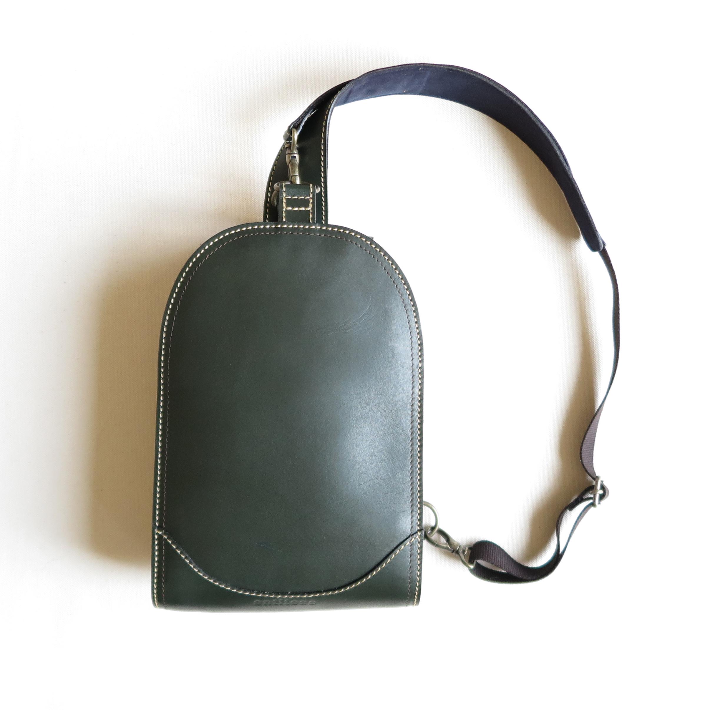 Vague bodybag D.GREEN