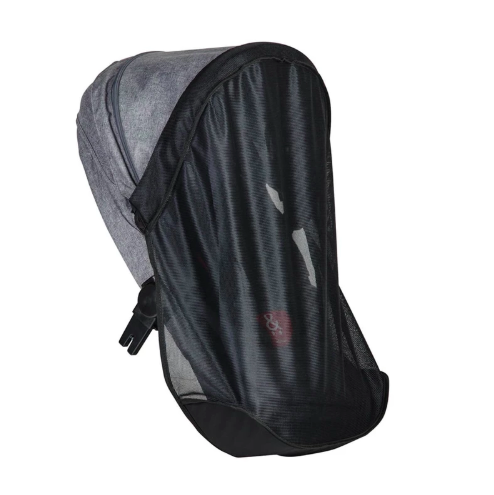 phil&teds voyager buggy mesh cover (secound seat 専用) フィルアンドテッズ サンカバー(セカンドシート専用)