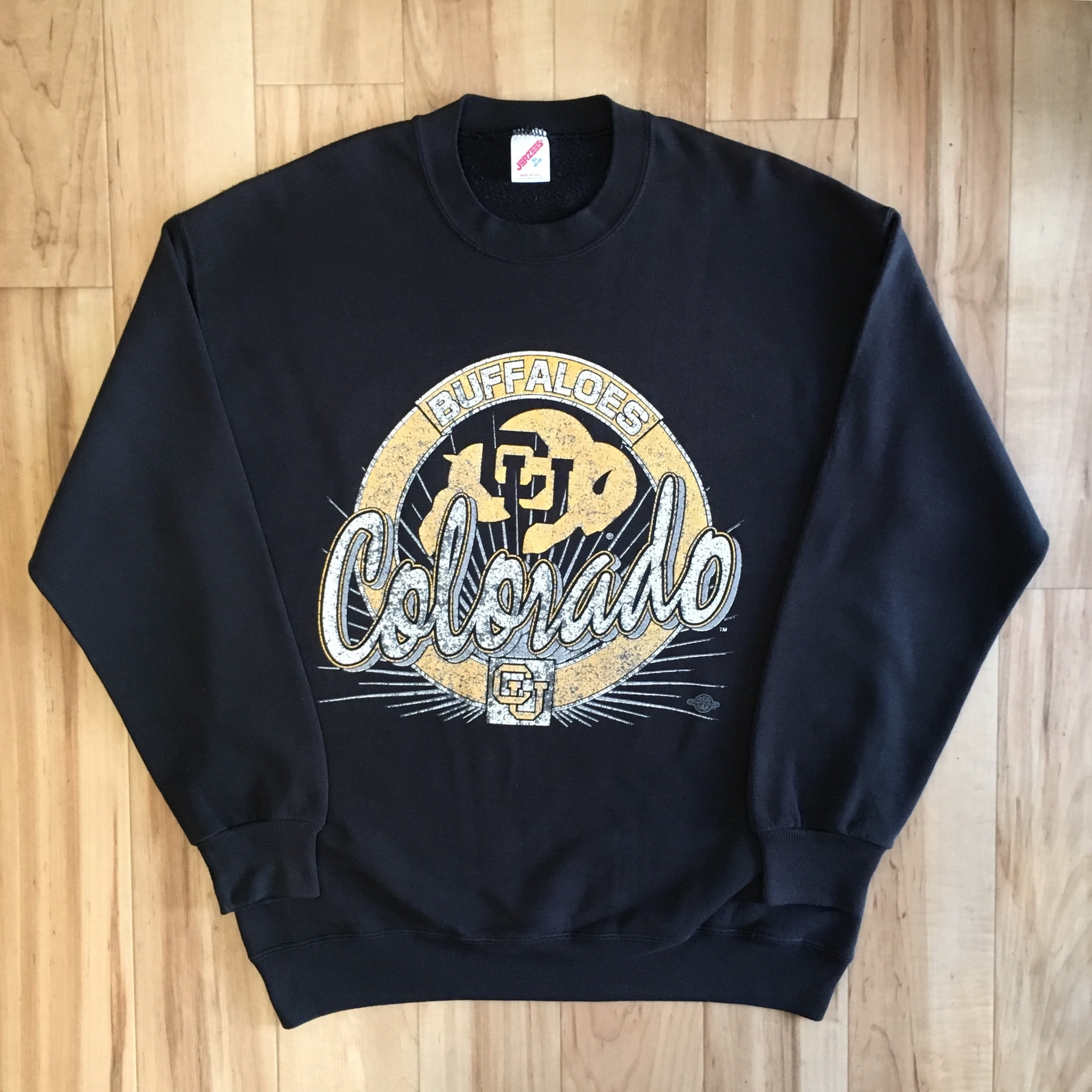 Colorado BUFFALOES Long Sleeve Sweat
