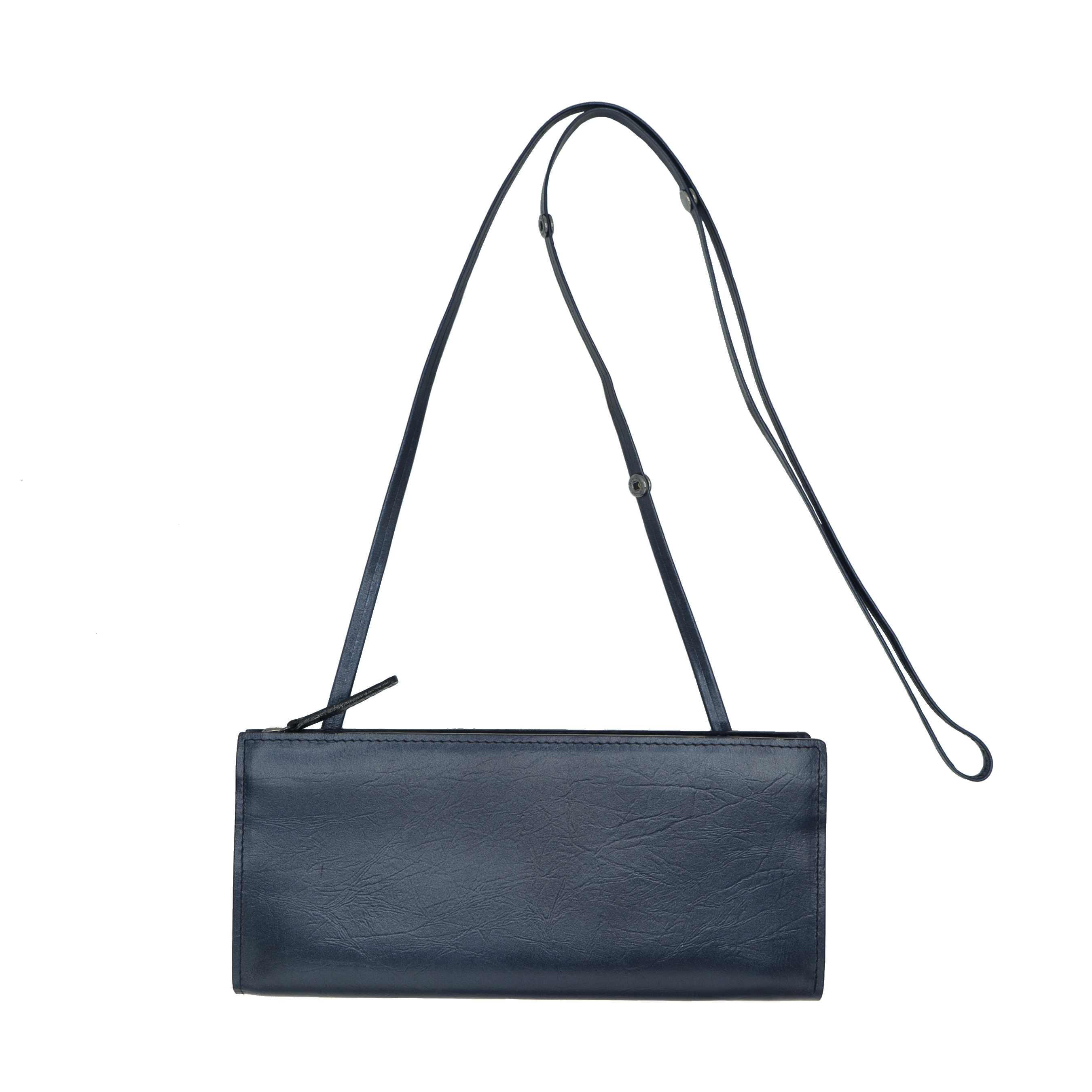 TIN BREATH Ready to go purse Midnight black