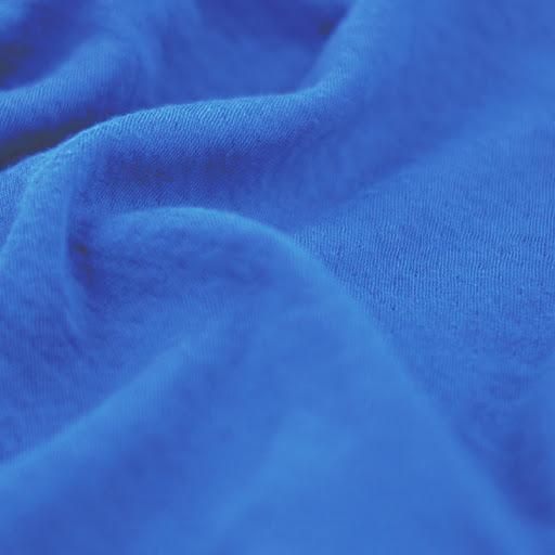 ハンカチ [H-02] 赤×青