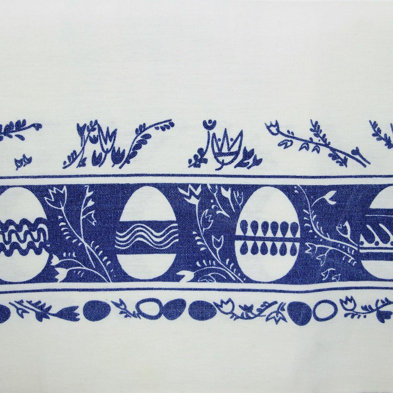 イースタークロス 青単色のイースターエッグ