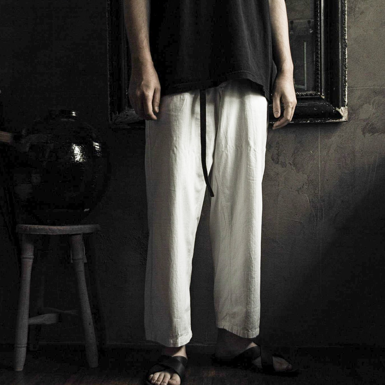Czech pants white