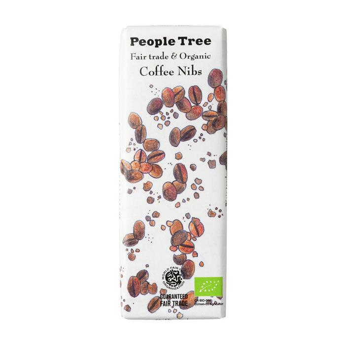 People Tree フェアトレードチョコ オーガニック コーヒーニブ ピープルツリー