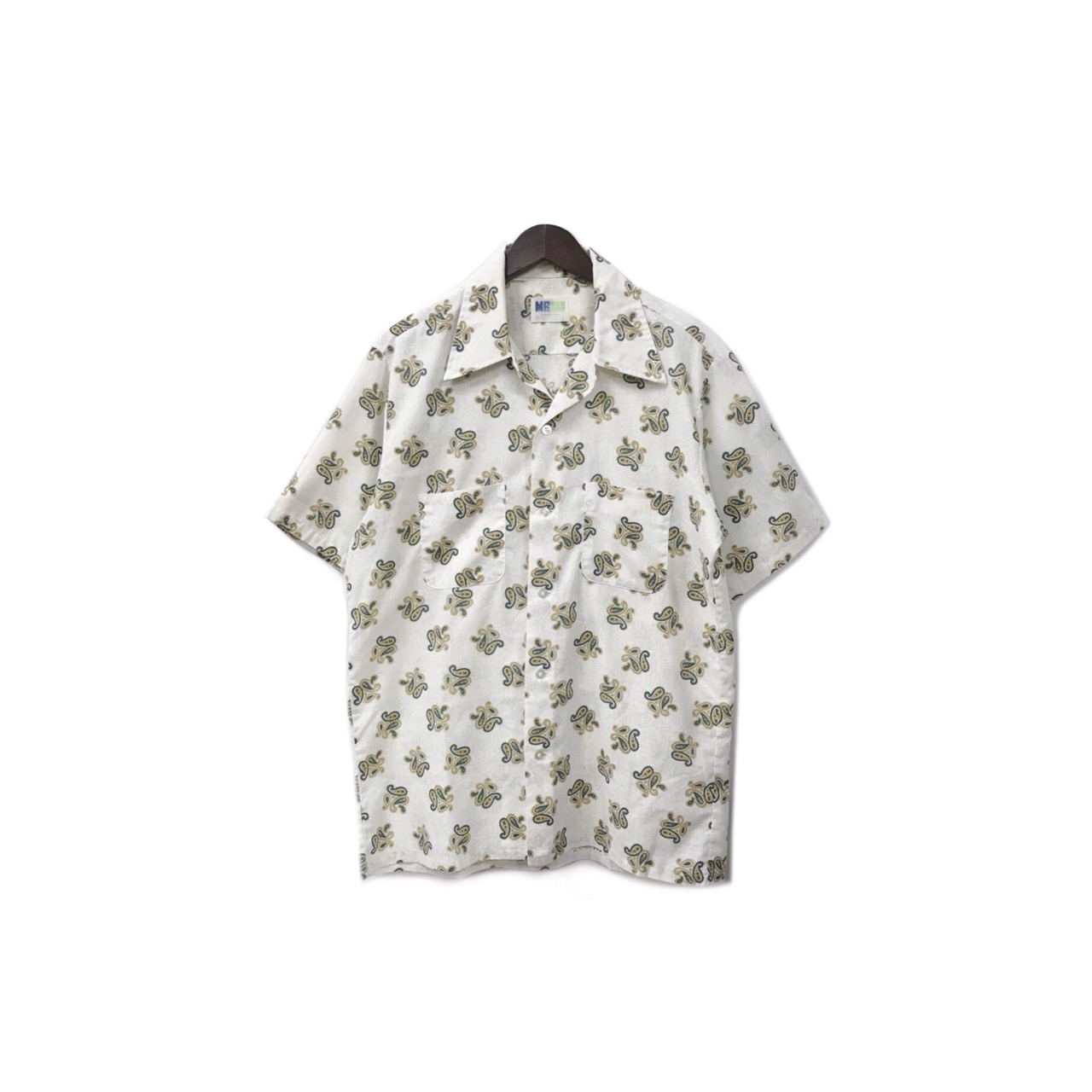 USED - Paisley Shirt ¥9000+tax →¥7200+tax