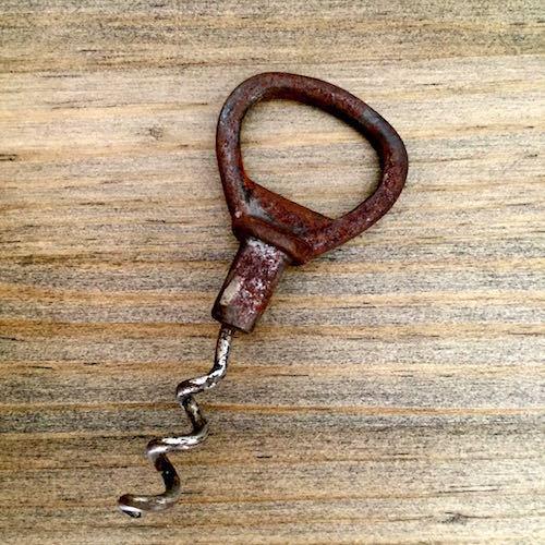 American Vintage Corkscrew/Bottle Opener