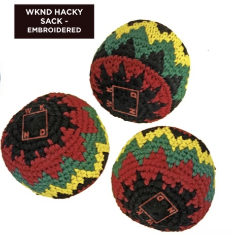 W.K.N.D 【HACKY SACK】