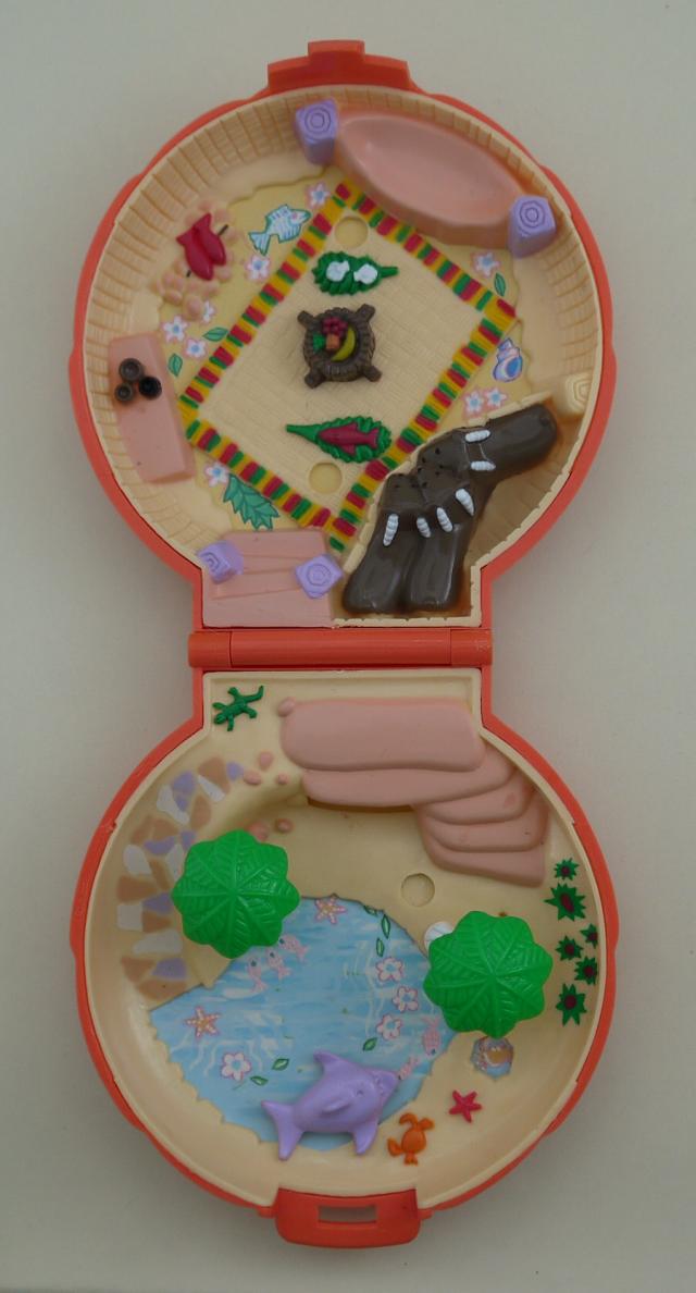 タミーのパームツリーアイランド 1992年 完品