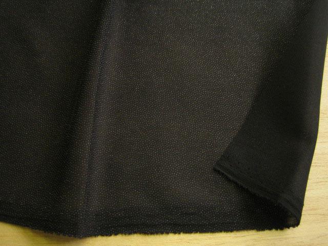 ニット用接着芯 ブラック CON-181