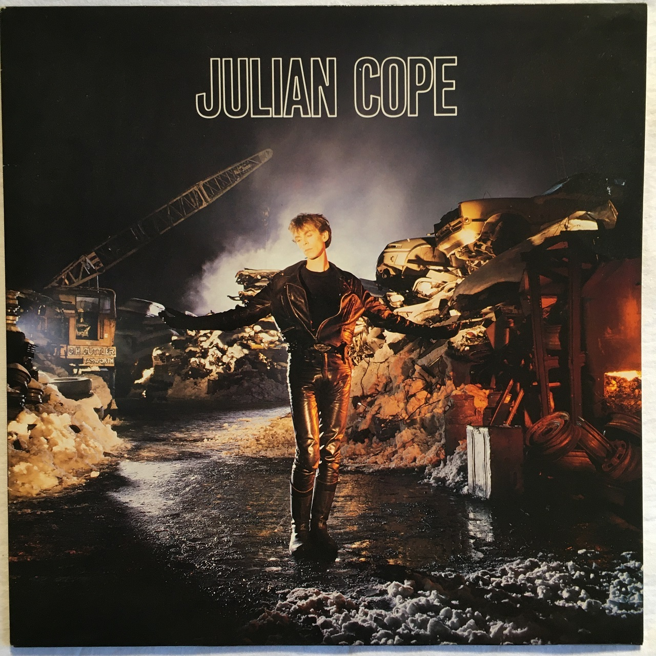 【LP・英盤】Julian Cope  /  Saint Julian