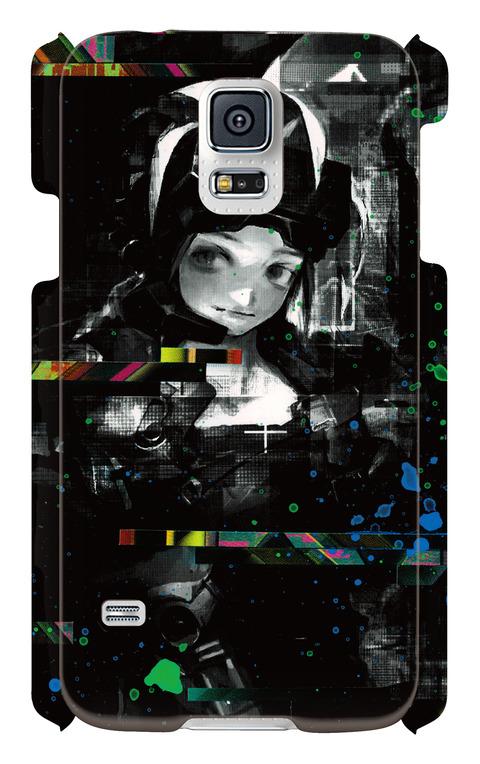 (Galaxy S5 SC-04F/SCL23)STRAIGHT