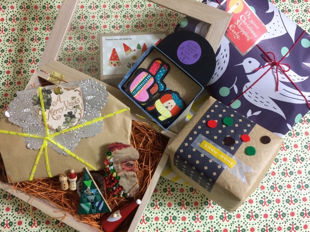 クリスマスづくしセット 【ラッピングをしてお届け!  】送料無料