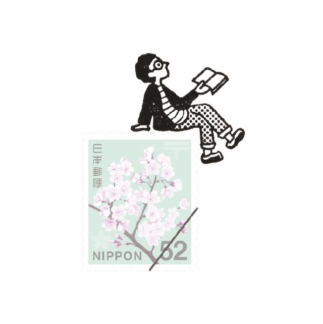 018-本を読むひと
