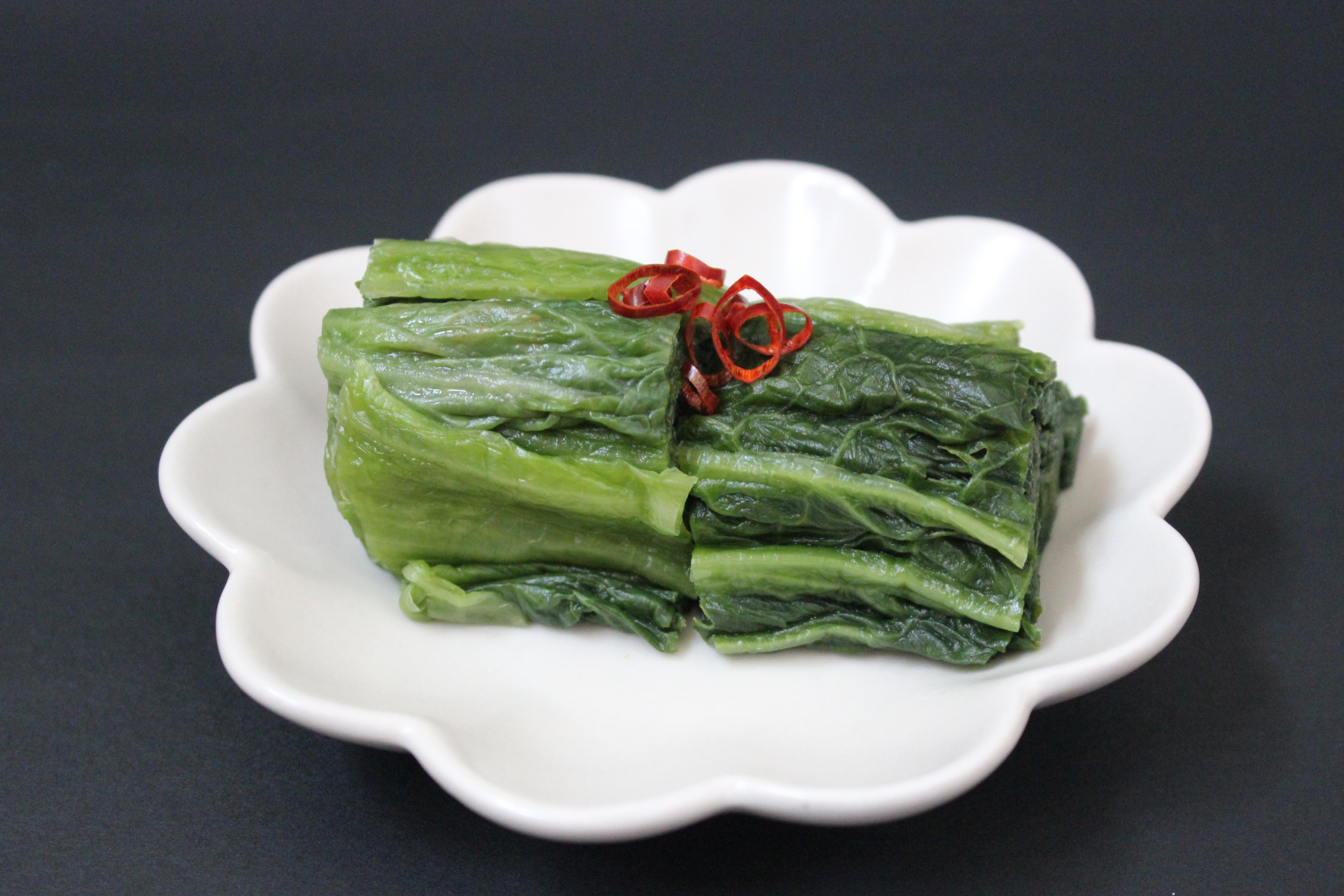 青菜漬7kg(7㎏詰)