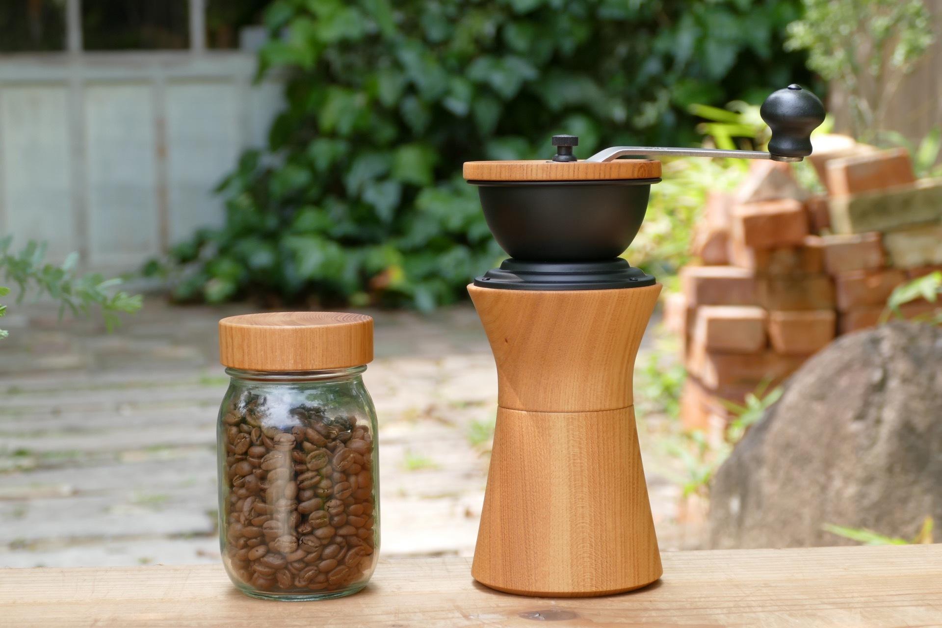 MokuNeji COFFEE MILL