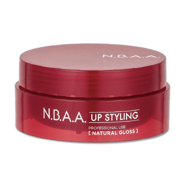 (NB-CG02)N.B.A.A. UP STYLING ナチュラル グロス