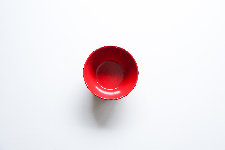 【NIJIYA palette】 ギフト用 漆塗ボウル