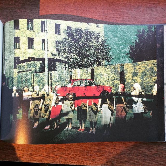 写真集「Yesterday's Sandwich/Boris Mikhailov」 - 画像2