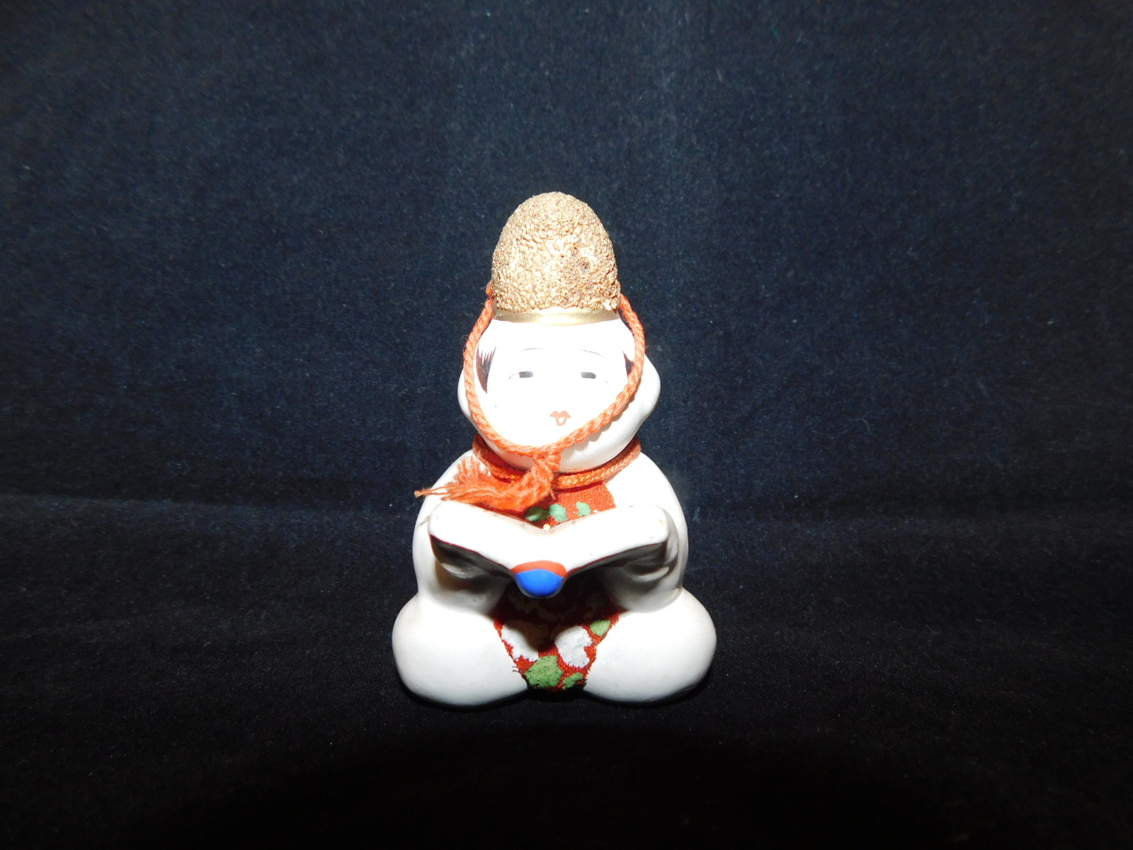 童子人形(本) Douji doll(japanese(book)