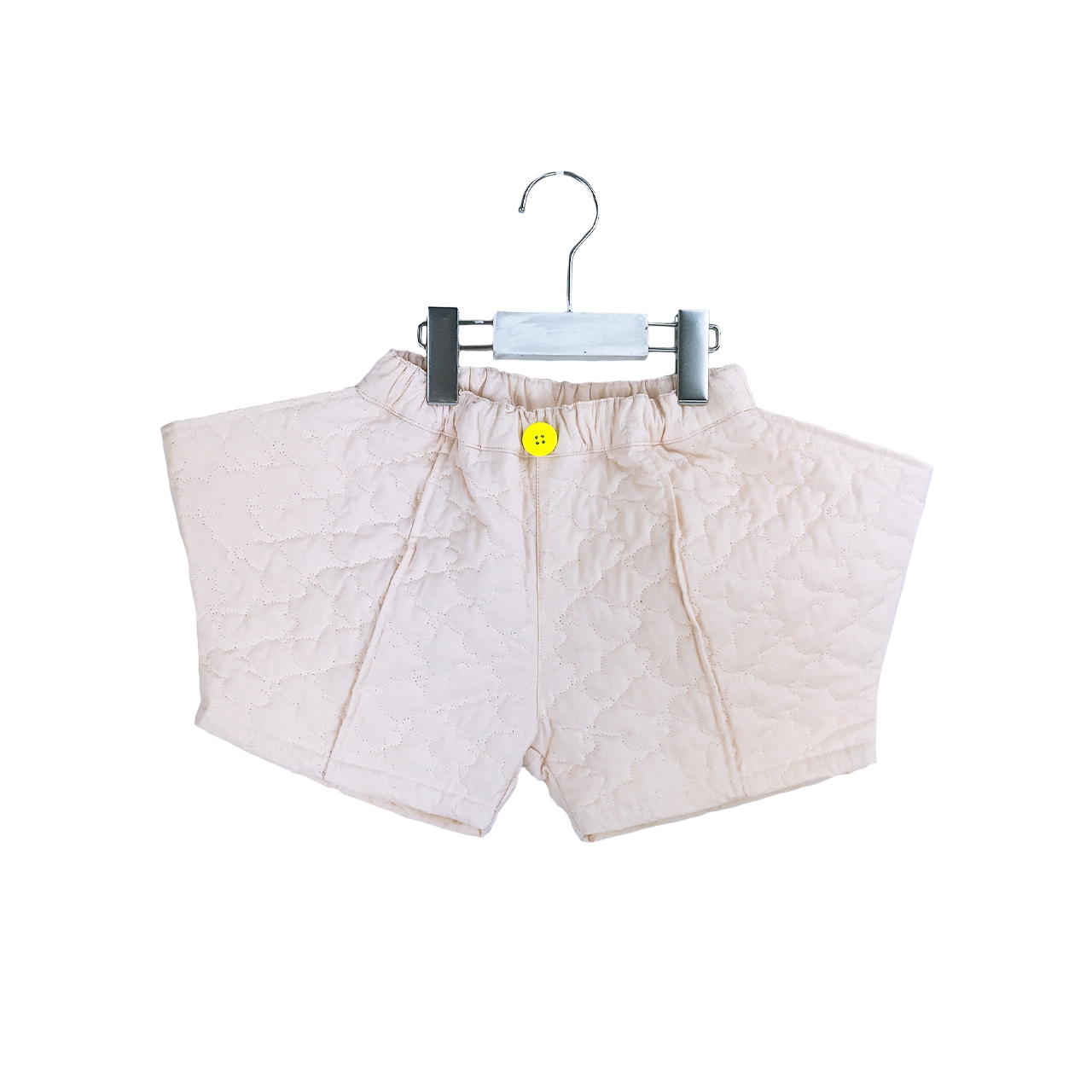 BEAR QUILTING RHOMBOS SHORT PANTS / LL