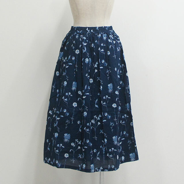 ichi イチ 花柄スカート (品番190418)