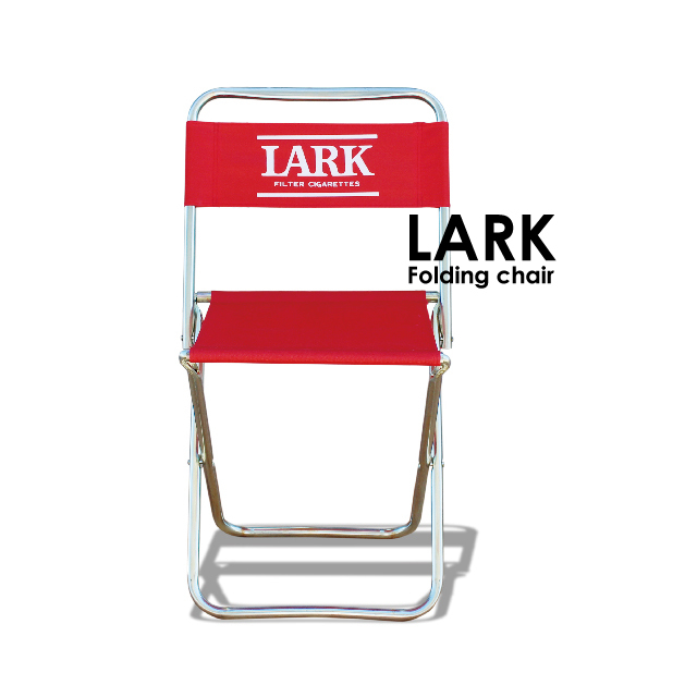 [ DEADSTOCK ] LARK Folding chair