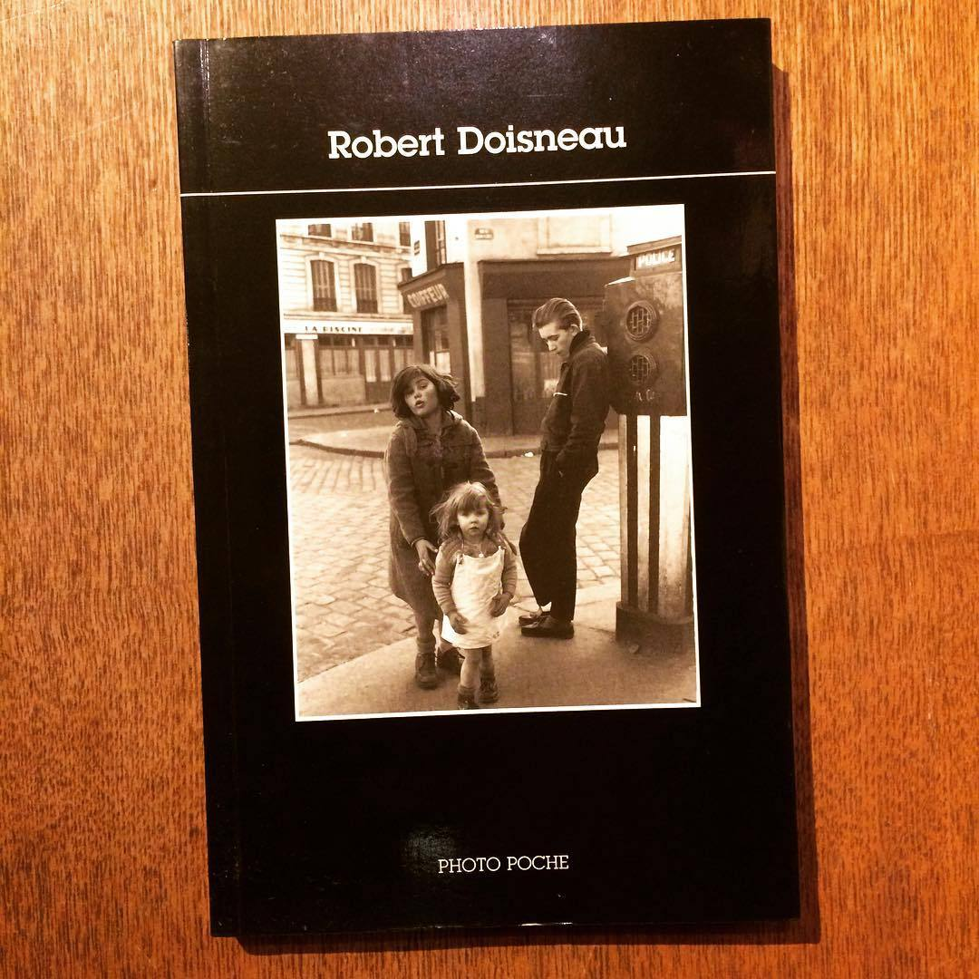 ロベール・ドアノー写真集「Robert Doisneau(Photo poche)」 - 画像1